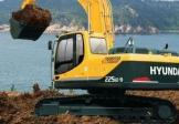 现代R225LC- 9挖掘机