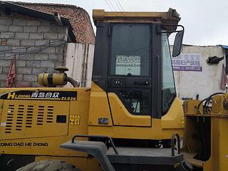合众机械ZL936装载机