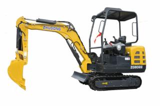 鲁特重工ZG-22挖掘机