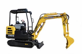 鲁特重工ZG8018挖掘机