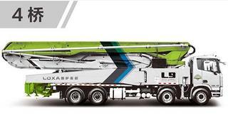 雷萨重机 BJ5439THB-XA 泵车