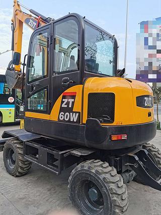 卓特ZT60W挖掘机