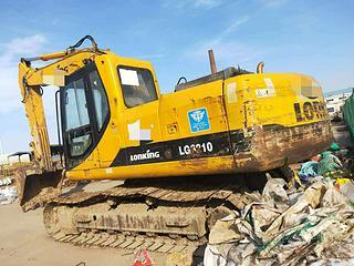 龙工LG6210挖掘机