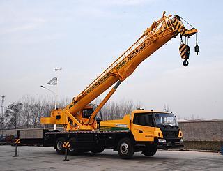 森源重工 森源重工25吨东风底盘起重机 起重机