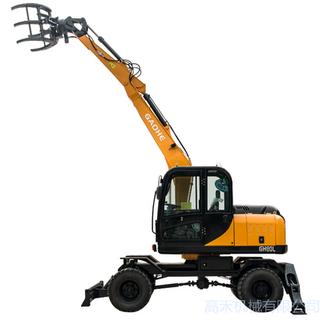 高禾GH80L挖掘机