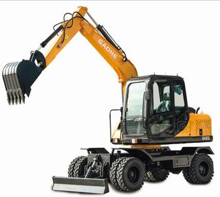 高禾GH65L挖掘机