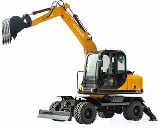 高禾GH75L挖掘机
