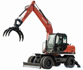 高禾GH90L挖掘机