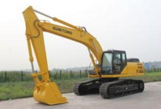 住友SH300-3挖掘机
