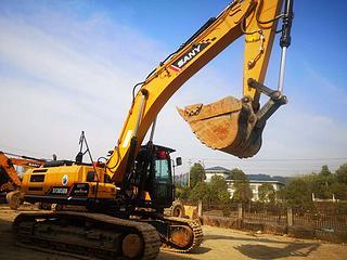 三一重工SY365BH挖掘机