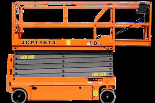 鼎力 JCPT1612HDS 高空作业机械