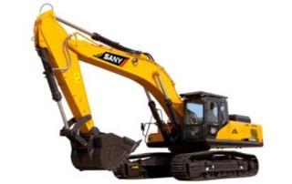三一重工SY385H挖掘机