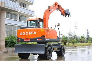 华南重工 HNE90W 挖掘机