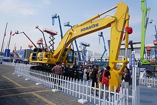 小松PC500LC-10M0挖掘机