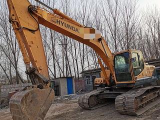 现代 ROBEX220LC-9S 挖掘机