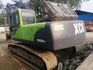徐挖XCG250LC-8B挖掘机