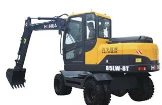 海华重工 HH85-8 挖掘机