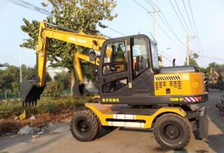 海华重工 HH80-8C 挖掘机