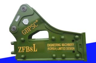 连云港工兵 ZFB8L 破碎锤