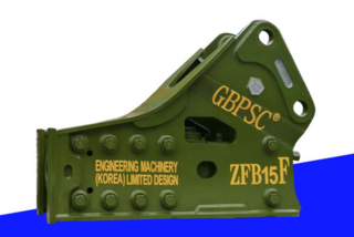 连云港工兵 ZFB15F 破碎锤