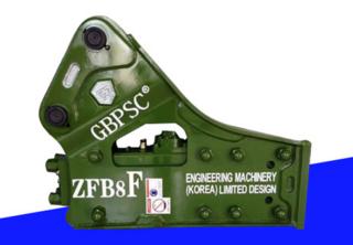 连港工兵 ZFB-8F 破碎锤
