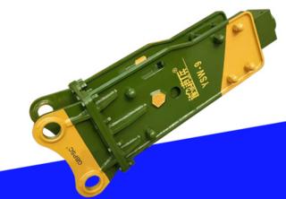 连港工兵 YSW-9 破碎锤