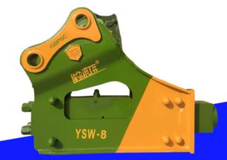 连云港工兵 YSW-8 破碎锤