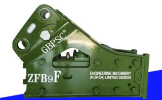 连港工兵 ZFB9F 破碎锤