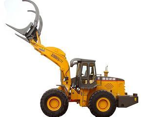 厦金机械XJ953J-L抓木机