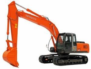 日立日立ZX210LC-3G挖掘机抓木机抓木机
