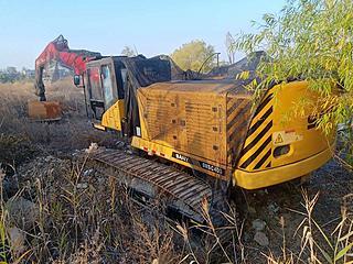 三一重工SMSC40S抓钢机挖掘机
