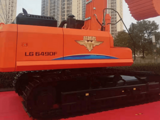 龙工LG6490F挖掘机