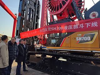 三一重工 SH700H11 旋挖钻