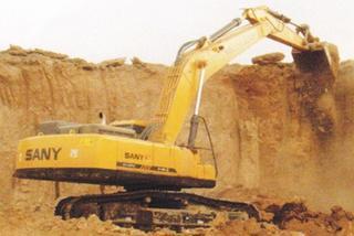 三一重工SY425H挖掘机