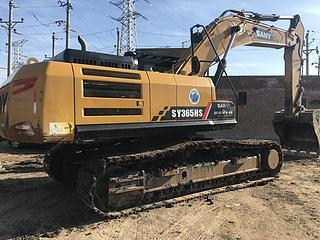 三一重工SY365HS挖掘机