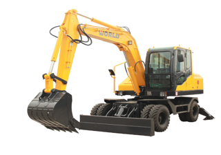 沃得重工W285W-9挖掘机