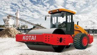 科泰重工 KS125D 压路机