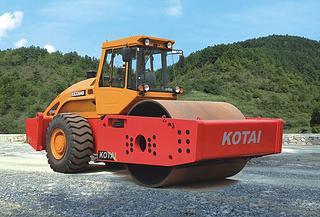 科泰重工 KS336HD 压路机