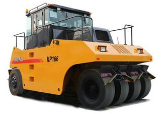 科泰重工KP166压路机