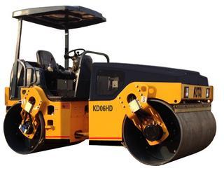 科泰重工KD06HD压路机