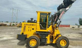 华岳重工ZL-928装载机