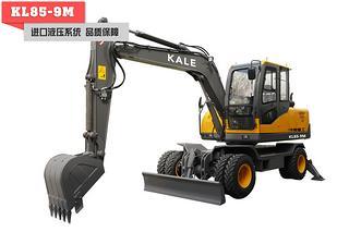 卡特重工KL85-9M挖掘机