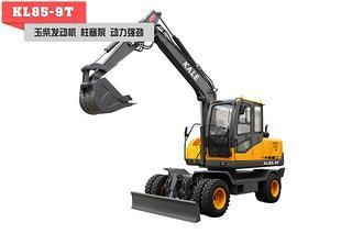 卡特重工KL85-9T挖掘机
