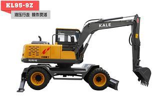 卡特重工KL95-9Z挖掘机