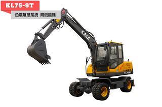 卡特重工KL75-9T挖掘机