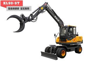卡特重工KL90-9T抓木机