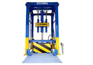 厦工 VYZ100 市政环卫机械