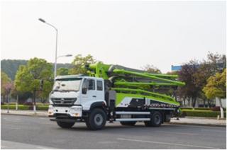 中联重科ZLJ5230THBTE泵车