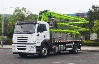 中联重科ZLJ5200THBJE泵车