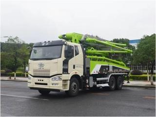 中联重科 ZLJ5310THBJE 泵车